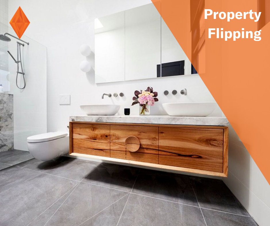 Is watching The Block getting you excited about flipping your own place? We have a few tips before you jump right in!