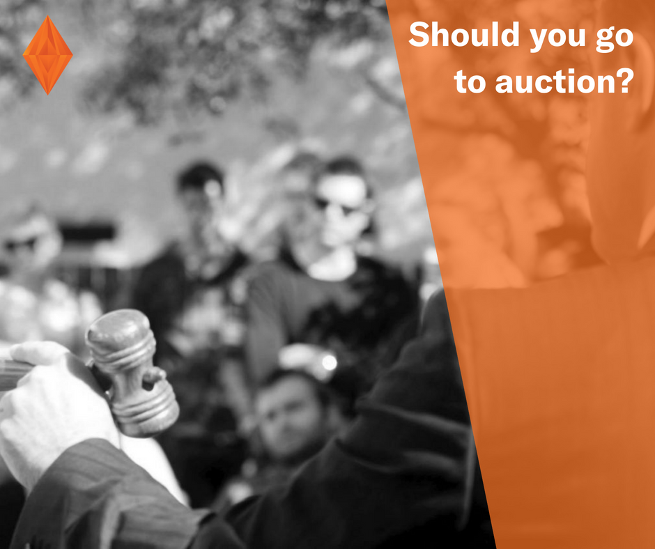Should you go to Auction?